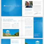 10 page corporate brochure