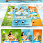 Summer Cool Down Party - Club Flyer