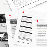 Wireframe Proposal Template w Invoice & Contract