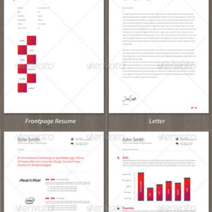 Premium Creative Resume Pack