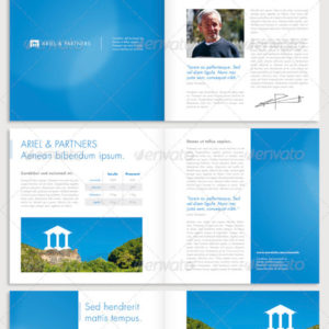 brochures archives print ad templates