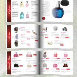 A5 Luxury Catalogue w/ Discount Voucher