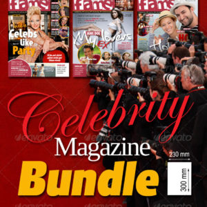 Celebrity Magazine Bundle