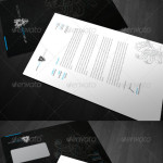 RW Sophisticated Modern Corporate Identity
