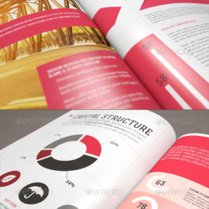 Professional Corporate Business Brochure Vol. 2