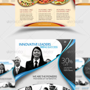 Multi-utility Flyer For Different Business – 4