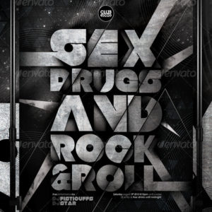 Sex Drugs and Rock & Rol