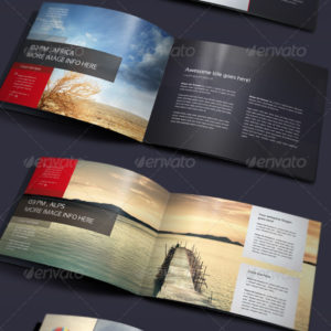Portfolio & Showcase Brochure