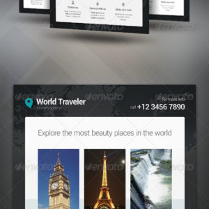 World Traveler Corporate Flyer