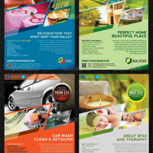 Multipurpose Modern Business Flyer Template