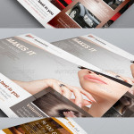 Multipurpose Business Flyer Set