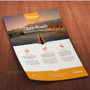 Multipurpose Business Corporate Flyer Template