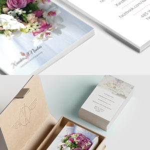 Wedding Photographer Business Card v1 – Photoshop PSD Template