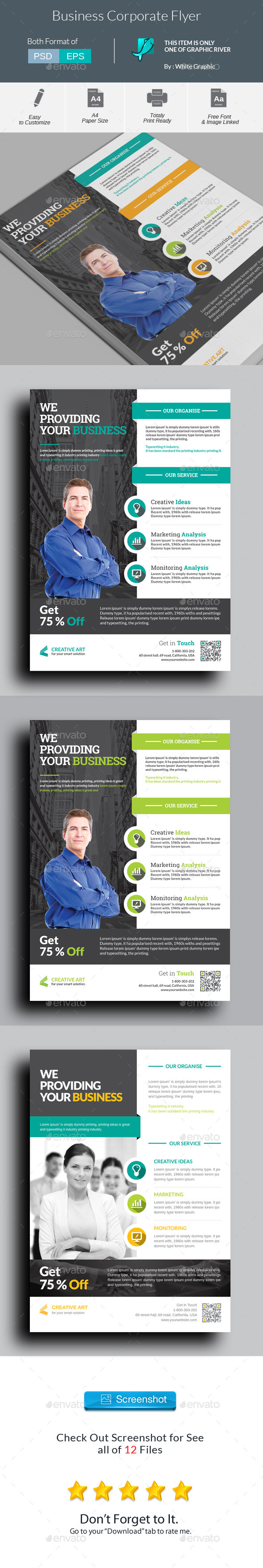 Corporate Flyer / Print Ad
