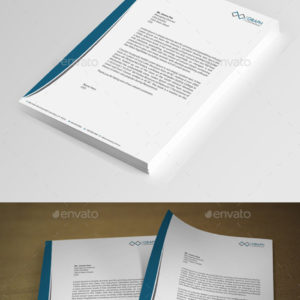 21 Corporate Letterhead Templates
