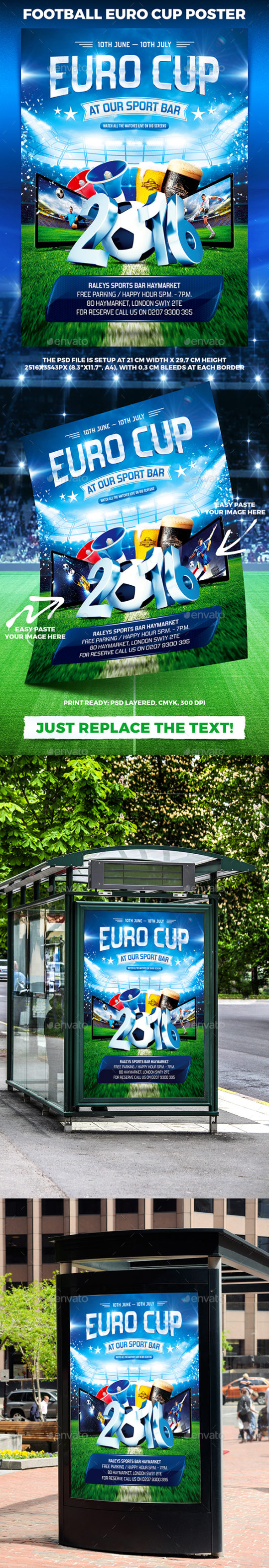 print ads archives print ad templates football euro cup poster vol 1